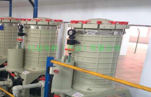 国宝过滤机过滤机保养三大步骤